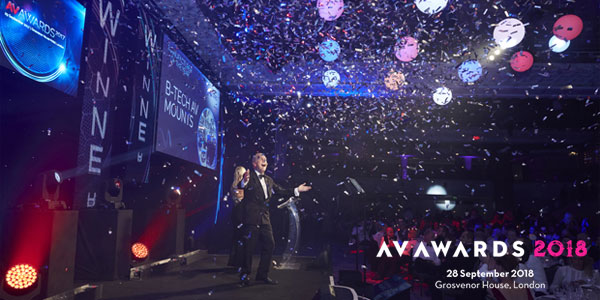 Фото Система WORK LightShark номинирована на премию AV Awards 2018